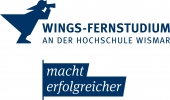 Logo WINGS - FERNSTUDIUM           MBA Business Consulting