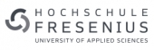 Logo Hochschule Fresenius Idstein             Bioanalytical Chemistry and Pharmaceutical Analysis (M.Sc.)