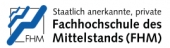 Logo Fachhochschule des Mittelstands (FHM)            Master  Master of Business Administration (MBA) - Innovation & Leadership