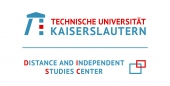 Logo TU Kaiserslautern - Distance & Independent Studies Center (DISC)