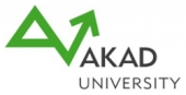 Logo AKAD University           Management - Digital Business (M.A.) - berufsbegleitendes Fernstudium